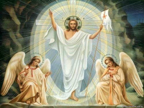 Иисус Христос воскрес обои _Christ_is_risen